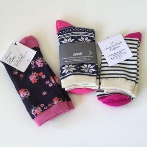 American Eagle Sock Bundle - 3 pairs